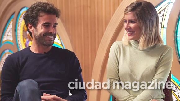 """Nicolás Cabré y Laurita Fernández, intimidad de la pareja del momento: """"Esta historia de amor nos sorprendió"""""""