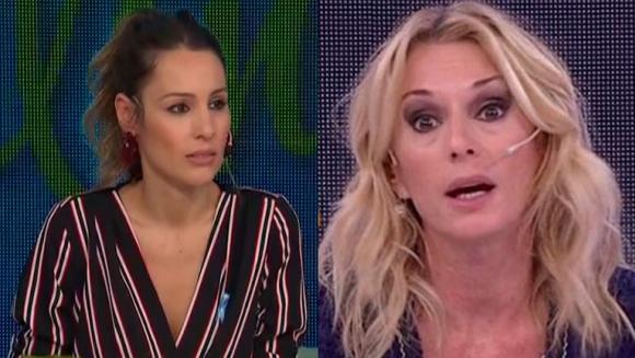 """Pampita, a fondo sobre las filosas críticas de Yanina Latorre: """"No soy enemiga de nadie"""""""