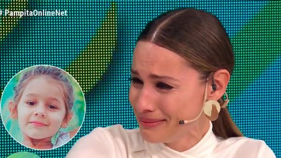 """Pampita quebró en llanto al hablar de las tragedias personales: """"Si la vida te pone de rodillas, te levantás"""""""