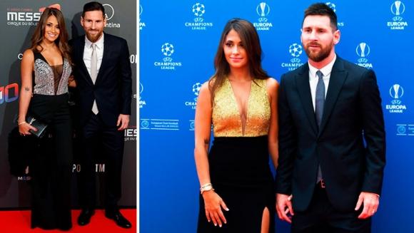 """La romantiquísima declaración de amor de Lionel Messi sobre Antonela Roccuzzo: """"Ella es todo para mí"""""""