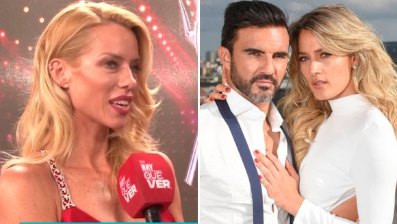 """Nicole Neumann y la posibilidad de que Fabián Cubero esté en Bailando 2020: """"Que cada uno haga lo que quiera"""""""