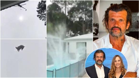 Federico Álvarez Castillo, envuelto en un escándalo por un repudiable video de un cerdo arrojado a una pileta