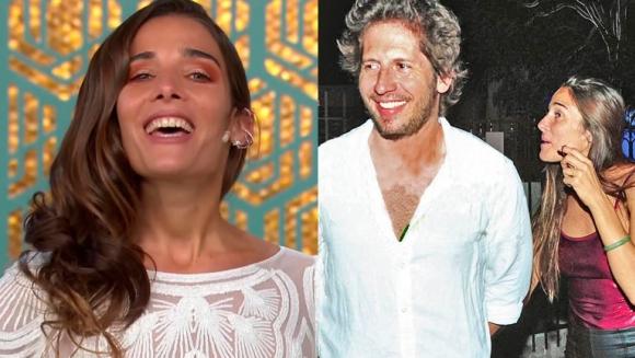 Juana Viale volvió a lanzarle una indirecta a su novio, Agustín Goldenhorn: Nuevamente me siento novia