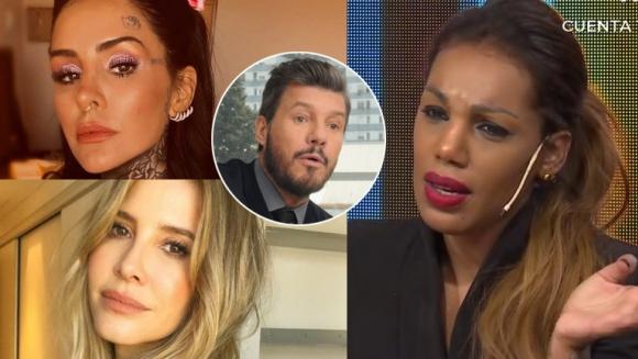 Mimi habló de la versión de que la mala onda entre Guillermina Valdes y Cande Tinelli detonó la separación de Marcelo