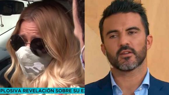 """Nicole Neumann, quebrada tras la denuncia penal de Fabián Cubero: """"No doy más, yo lucho por mis hijas"""""""