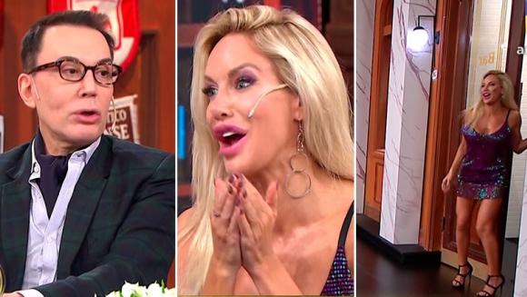 """El chimento súper bomba de Polino ¡que sorprendió en vivo a Luciana Salazar!: """"El año que viene se va a casar"""""""