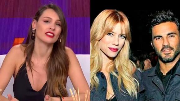 """La filosa pregunta de Pampita sobre el conflicto de Nicole Neumann con Fabián Cubero: """"¿Uno se quedó enamorado?"""""""