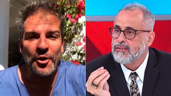 """Patricio Giménez amenazó a Rial con revelar supuestos secretos: """"¡Tengo tantos datos! Tené cuidado con tus problemas de salud..."""""""