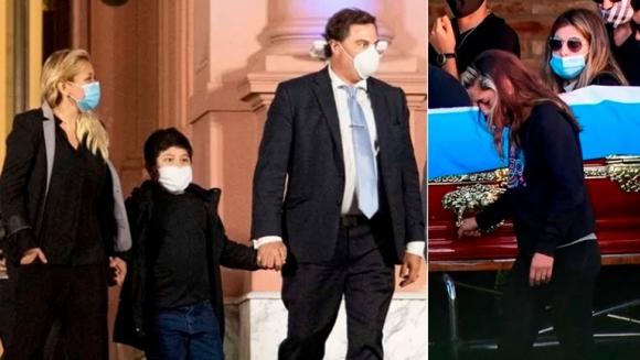 """Mario Baudry contó quiénes le impidieron a Ojeda ver a Diego Maradona en la Clínica Olivos: """"Los 4 hijos; Jana hizo un escándalo"""""""