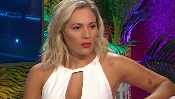 """Rocío Oliva se despega del título de ex de Diego y reveló qué le gustaría hacer a futuro: """"Quiero ser actriz"""""""