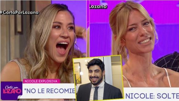 Jimena Barón, divertida sobre el romance de Nicole Neumann con Facundo Moyano
