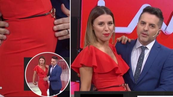 bcba2a7f6 Mariana Brey anunció que está embarazada