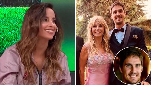 Lourdes Sánchez sorprendió al revelar que fue salió con uno de los hijos de Graciela Alfano: Fue re buena suegra