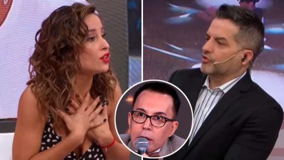 """Ángel de Brito chicaneó a Lourdes Sánchez por halagar a Polino: """"Sos una falsa; ayer le dijiste... - Ciudad Magazine"""