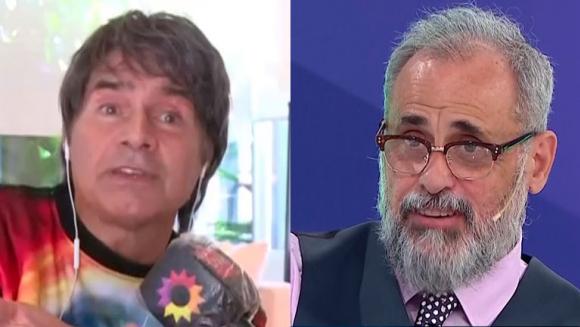 Claudio María Domínguez reveló cómo fue su encuentro con Jorge Rial tras iniciarle un juicio: