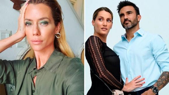 Karina Iavícoli contó uno de los motivos del enojo de Nicole Neumann con Fabián Cubero y Mica Viciconte