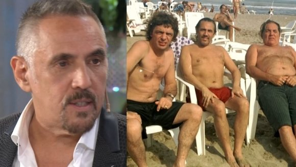 Alejandro Lerner contó los entretelones de su foto viral con Pappo y Juanse: