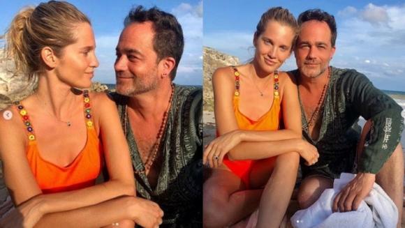 Gastón Pauls y Liz Solari protagonizan un fuerte rumor de romance: