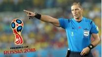El árbitro argentino Néstor Pitana dirigirá el partido inaugural del Mundial Rusia 2018