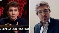 Valeria Bertuccelli reveló la frase de Darín en pleno escándalo que la indignó